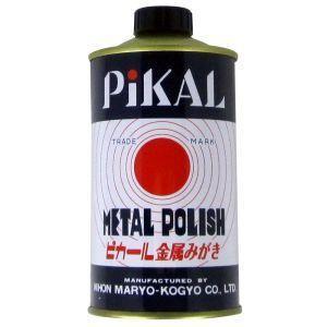 ピカール液 300g 12100 液状金属磨き|akibaoo
