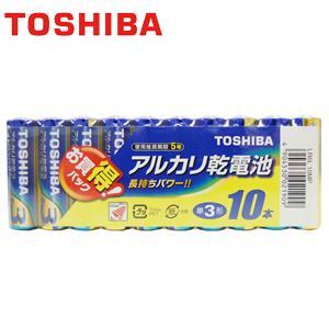 アルカリ乾電池 単3形 10本パック LR6L 10MP|akibaoo