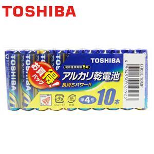 アルカリ乾電池 単4形 10本パック LR03L 10MP|akibaoo
