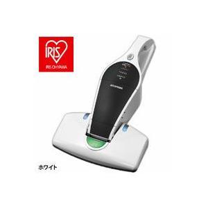 充電式ふとんクリーナー ダニちりセンサー搭載 IC-FDC1-WP(パールホワイト)|akibaoo