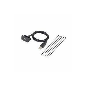 エーモン 2312 USB接続通信パネル トヨタ ダイハツ車用の画像