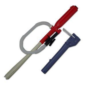 センタック 灯油ポンプ 電動 乾電池式 スーパーポンプ ケース付 SP-97CE|akibaoo