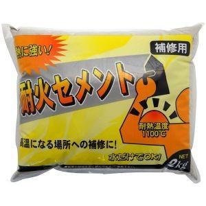 家庭化学工業 耐火セメント 2kg 3590182000 akibaoo