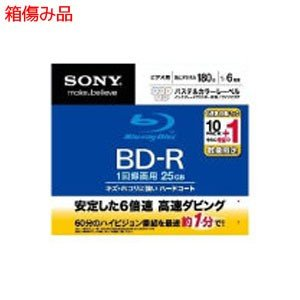 11BNR1VYCS6 BD-R 1層:6倍速:25GB|akibaoo
