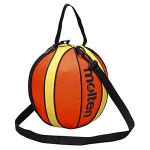 モルテン バスケットボール1個入れボールバッグ NB10R|akibaoo