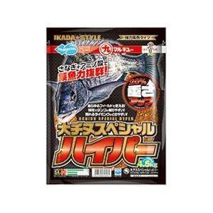 マルキユー マルキュー 大チヌスペシャルハイパー 4500g クロダイ・チヌ akibaoo