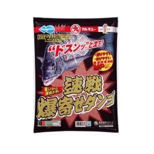 マルキユー マルキュー 速戦爆寄せ(そくせんばくよせ)ダンゴ 4000g クロダイ チヌ akibaoo