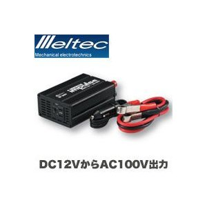 DC12VからAC100V出力 240W ファミリーインバーター IP-300|akibaoo