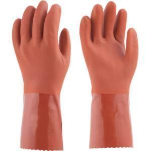 ビニスター 651-L 塩化ビニール手袋 ソフトロング L 東和コーポレーションの画像