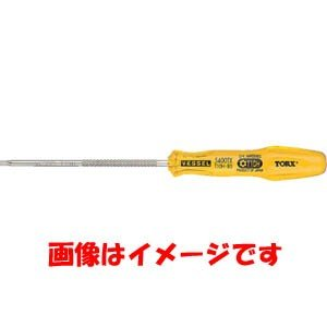 ベッセル VESSEL パワーグリップトルクスドライバー 5400TX T10H×80 akibaoo