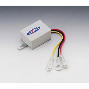 ICウインカーリレー DC12V用 バルブ&LED対応 50Wまで 304-052 akibaoo