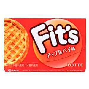 Fit's フィッツ アップルパイ 12枚