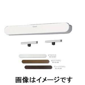 サヌキ SC-100 SB Coconi 引き戸用ドア音ケア セピアブラウン|akibaoo