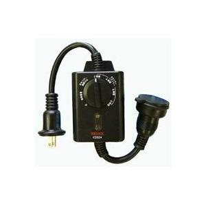 タイマーコンセント 光センサー付き CDS24 akibaoo