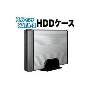 SATA対応3.5インチHDD用ケース SATA2-CASE3.5SL|akibaoo