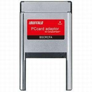 コンパクトフラッシュ専用 PCカードアダプター BSCRCFA|akibaoo