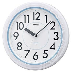掛け時計 アクアガード ホワイト W-662...の関連商品10