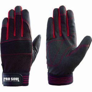 富士グローブ 7517 合皮手袋 PS-991 プロソウル Lサイズの画像