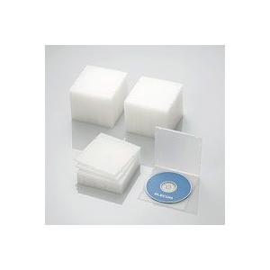 CD/DVDスリムPPケース/1枚収納/50パック/クリア CCD-JPCS50CR|akibaoo