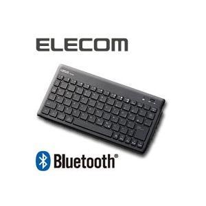 キーボード ブルートゥース(Bluetooth) 日本語 82キー TK-FBP052BK(ブラック) akibaoo