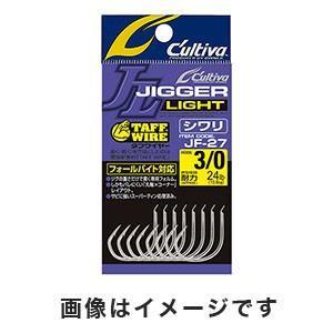 【メール便選択可】オーナーばり OWNER JF-27 ジガーライト シワリ 4/0 11774 akibaoo