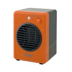 ミニセラミックヒーター 300W オレンジ TS-320|akibaoo