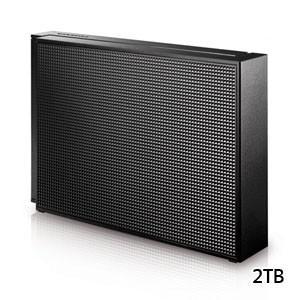 外付けハードディスク2TB ブラック EX-HD2CZ USB 3.0/2.0対応|akibaoo