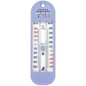 温度計 D-7 最高・最低 ワンタッチ式 72709|akibaoo