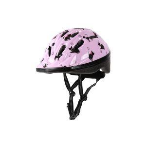 オリンパス OMV-12 キッズヘルメット クロネコ Sサイズの画像