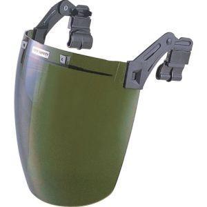トーヨーセフティー 1175-G 防災面 セフティーIR ヘルメット取付型|akibaoo