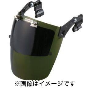 トーヨーセフティー NO.1175-GB 防災面 セフティーIR ヘルメット取付型|akibaoo