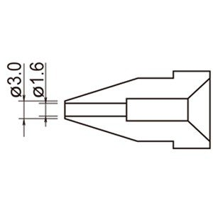 808/809用交換ノズル A1007 A-1007の関連商品4