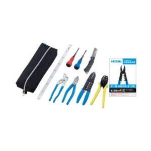 ホーザン HOZAN 電気工事士技能試験 工具セット ハンドブック付き 2019年対応 DK-28|akibaoo