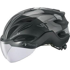 オージーケーカブト OGK VITT ヴィット S/M G-1マットブラック 自転車ヘルメット