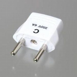 海外用電源プラグCタイプの商品画像|ナビ