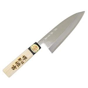 ダイキチ 堺源吉 鋼カスミ出刃150mm VS|akibaoo