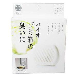 【メール便選択可】コジット バイオ ゴミ箱の臭いに 25523|akibaoo