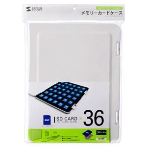 メモリーカードファイルケース(SDカード用) FC-MMC2...