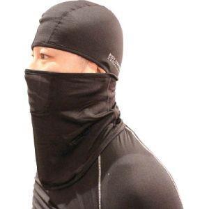 冷感・消臭 パワーストレッチ フルフェイスマスク...の商品画像