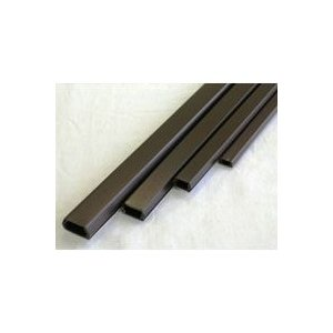 テープ付きモール 0号 チョコ 1m×1本 DZ-PMT01-CH 00-9862|akibaoo