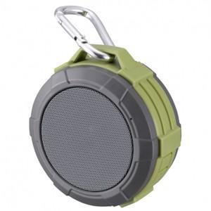 AudioComm Bluetooth ワイヤレスアウトドアスピーカー グリーン ASP-W170N 03-3107|akibaoo