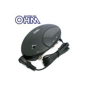 オーム電機 OHM 卓上ブースター AN-0557 04-0557|akibaoo