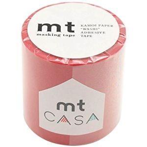 カモ井加工紙 mt CASA 50mm(レッド) MTCA5089の商品画像|ナビ
