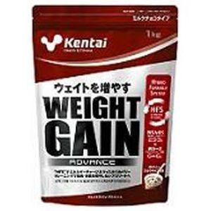 健康体力研究所 Kentai ケンタイ ウェイトゲインアドバンス ミルクチョコ風味 1kg K3220|akibaoo