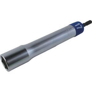 電動ドリル用アルファソケットロングタイプ 17mm EDX-17L akibaoo