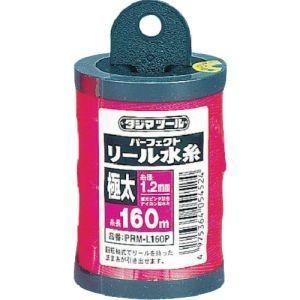タジマ TAJIMA パーフェクト リール水糸 蛍光ピンク 極太 PRM-L160P akibaoo