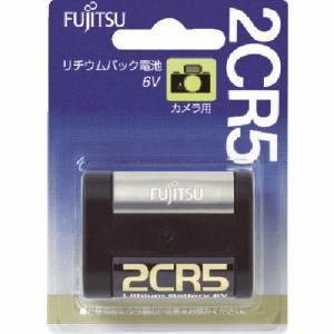 【メール便選択可】富士通 2CR5C B カメラ用リチウム電池6V 1個パック|akibaoo