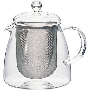 ハリオ リーフティーポット・ピュア 4杯用 700ml CHEN-70T 熱湯OK|akibaoo