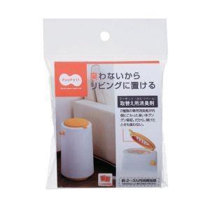 【メール便選択可】吉川国工業所 プーポット消臭剤 おむつペール用消臭剤|akibaoo