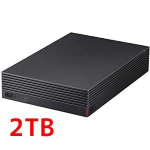 外付けハードディスク2TB HD-NRLD2.0U3-BA(ブラック)|akibaoo